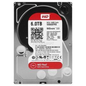Жесткий диск WD объемом 6 Терабайт