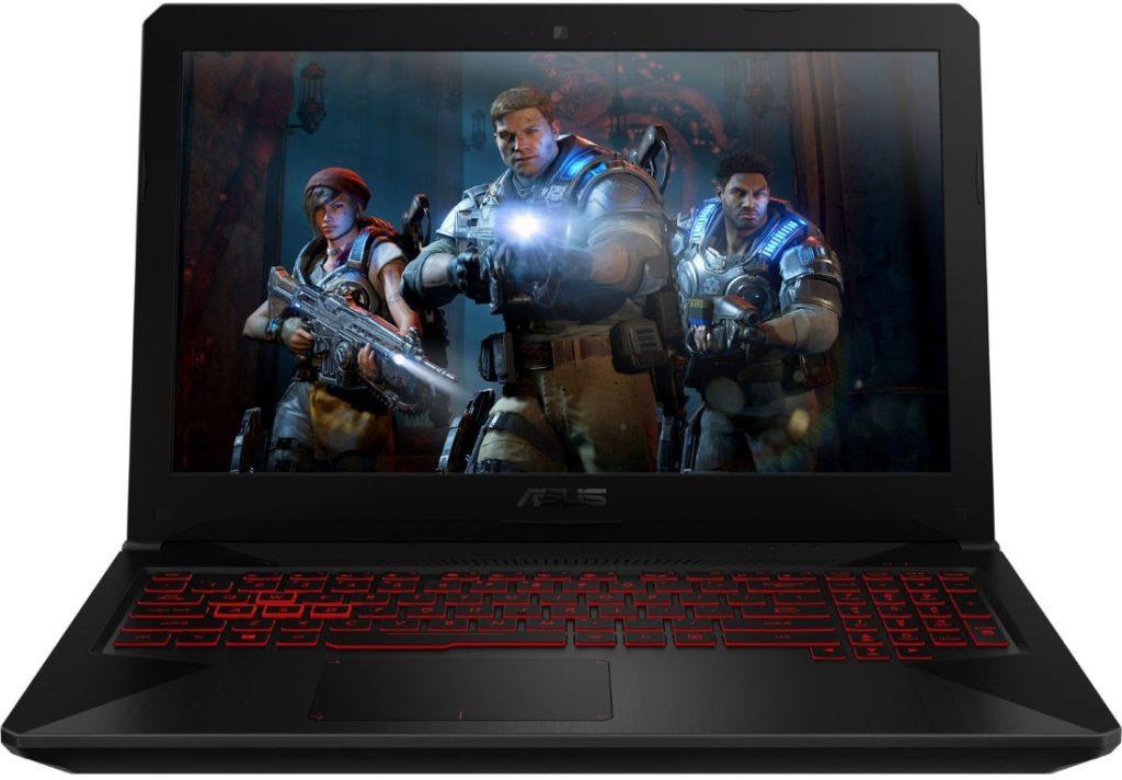 лучший игровой ноутбук до 50000 рублей ASUS FX504GD-E4403 Metal