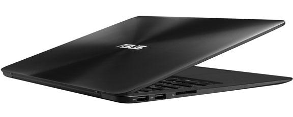 Маленький ноутбук ASUS Zenbook