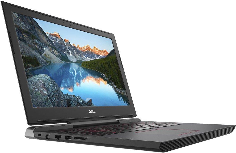 Мощный игровой ноутбук - Dell Inspiron 7577-5464