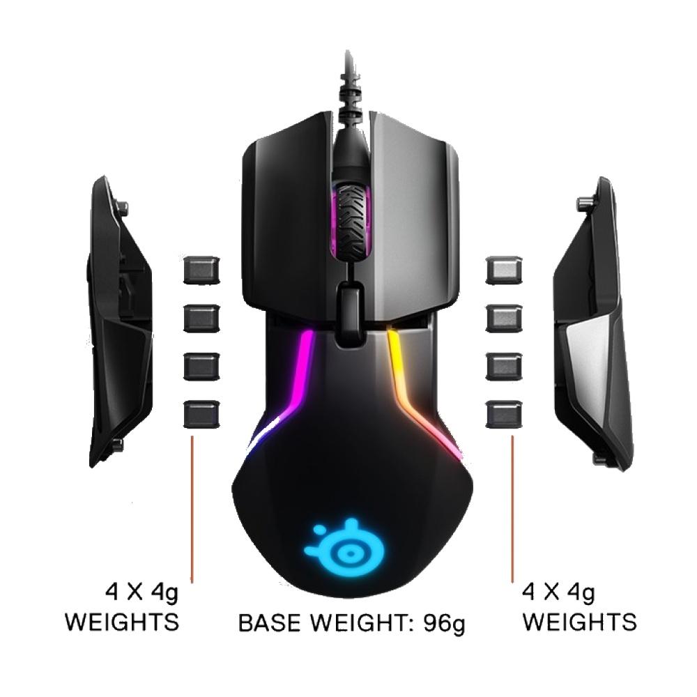 Лучшие игровые мыши для геймеров и киберспортсменов