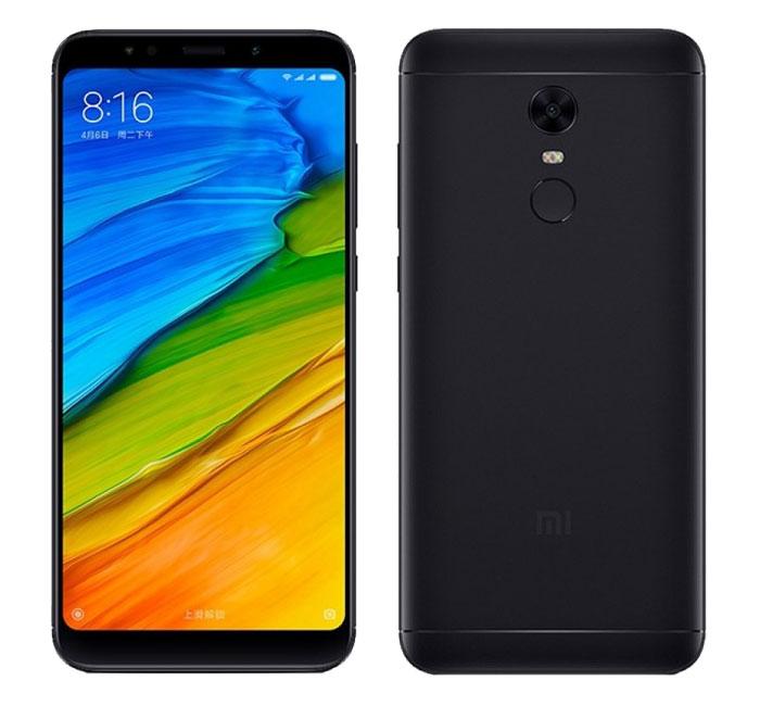 Лучший бюджетный смартфон Xiaomi RedMi 5 3/32Gb Black