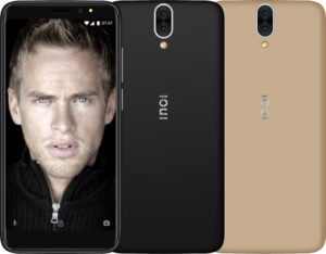 Смартфон с мощным аккумулятором inoi-6-lite