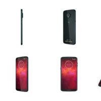 Motorola Moto Z3 - первый смартфон с 5G интернетом