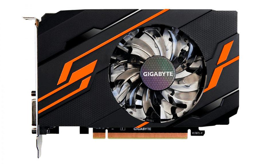 GIGABYTE nVidia GeForce GT 1030