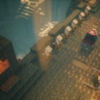 Minecraft: Dungeons - RPG версия