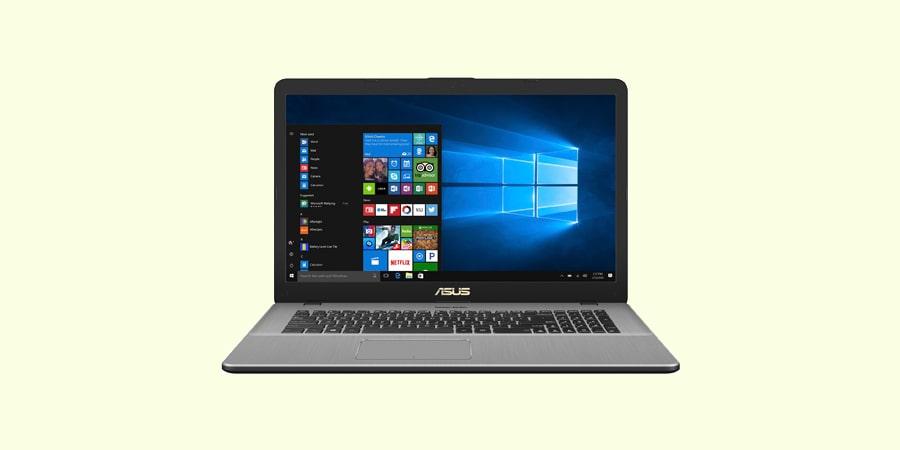 ноутбук Asus Vivobook Pro N705UD