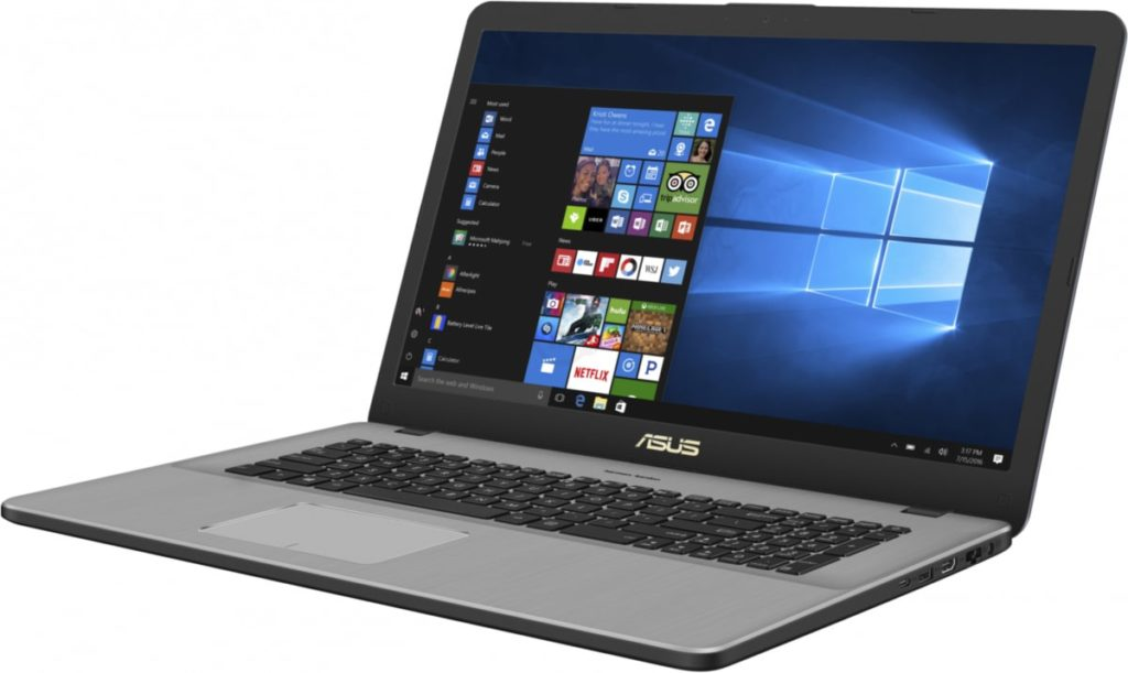 Asus Vivobook Pro N705UD - картинка из интернета