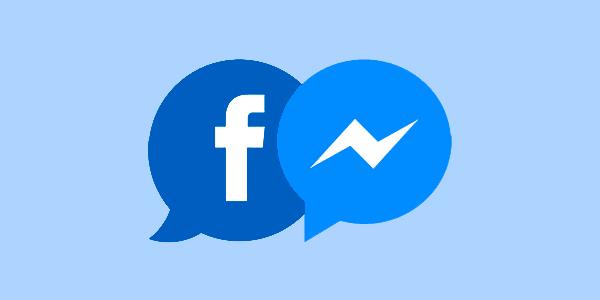 удалить отправленное сообщение в Facebook