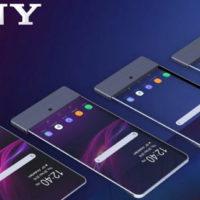 патент Sony – гибкий смартфон с прозрачным экраном