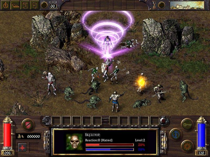 лучшие РПГ игры всех времен - Arcanum: Of Steamworks and Magick Obscur
