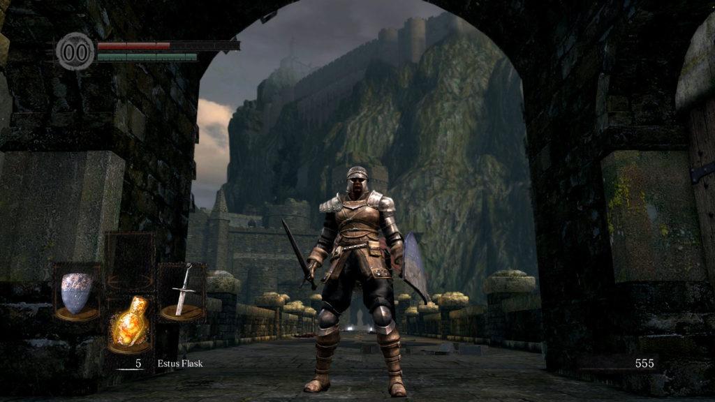 топ 10 РПГ игр на ПК - Dark Souls