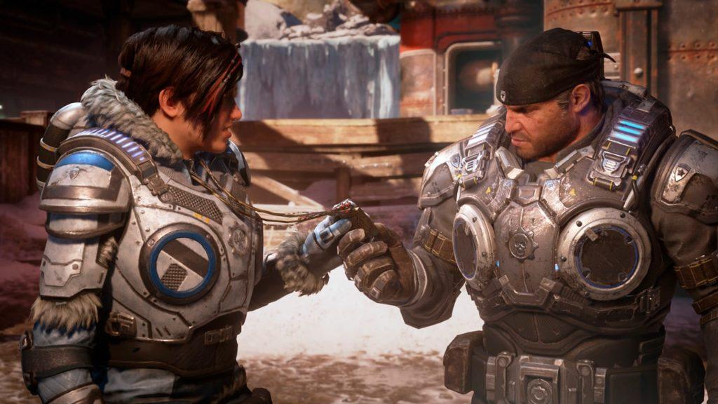 Gears 5 - самые ожидаемые игры 2019 года