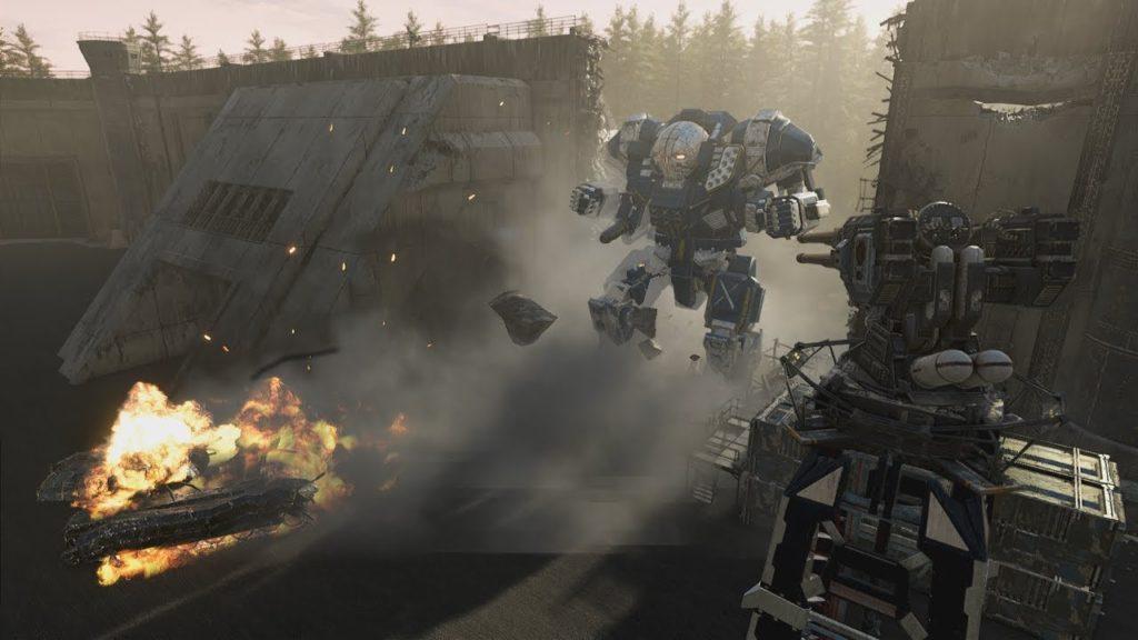Mechwarrior 5: Mercenaries - самые ожидаемые игры 2019 года