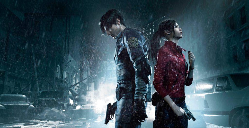 самые ожидаемые игры 2019 года - Resident Evil 2 Remake