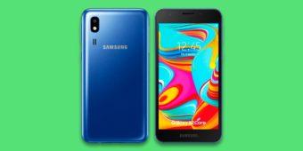 Samsung GalaxyA2Core