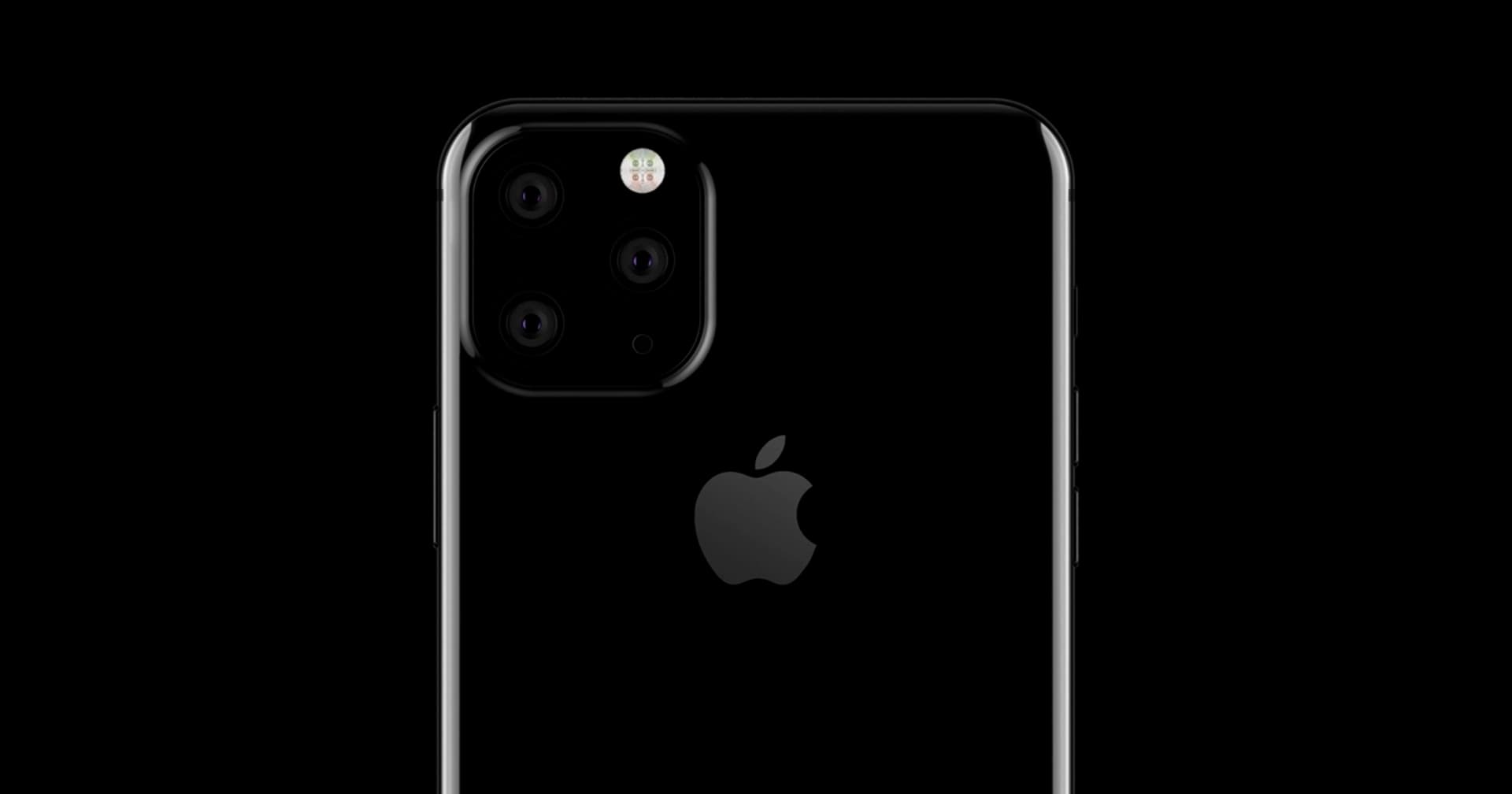 iphone XI айфон 11 (2019) прототип