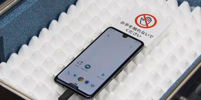 смартфон sharp 5g 2019