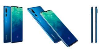 первый смартфон с 5G - ZTE AXON 10 PRO