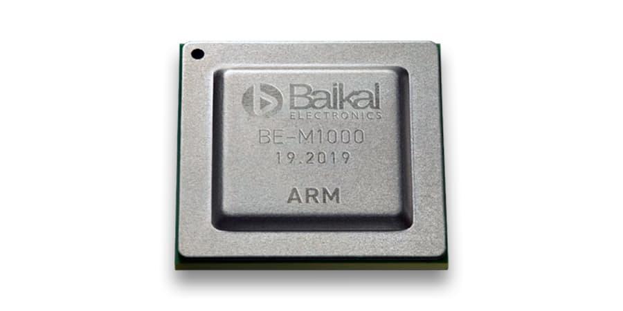 процессор Baikal BE-М1000