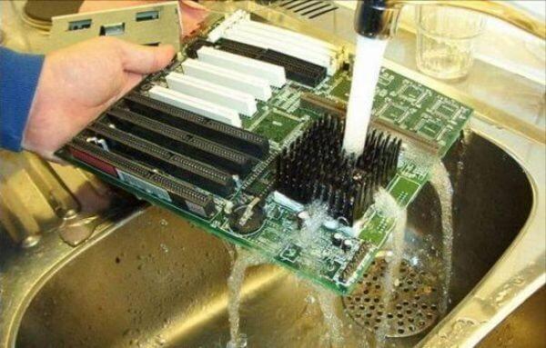 Нормальная температура процессора компьютера