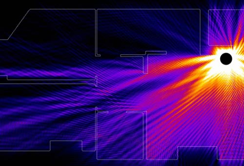 как влияют стены на Wi-Fi сигнал в квартире/доме