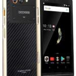 Смартфон с мощным аккумулятором DOOGEE S30