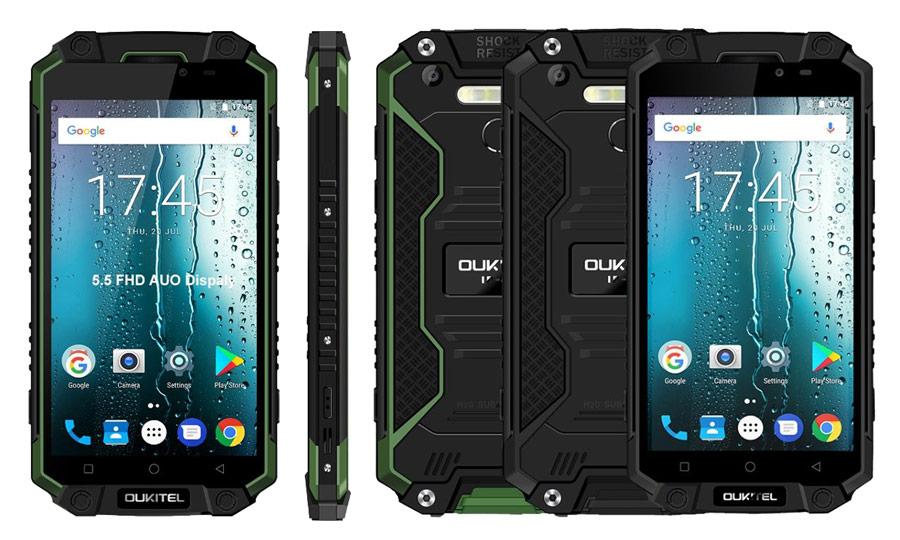 Самый лучший смартфон с мощной батареей - OUKITEL K10000 Max
