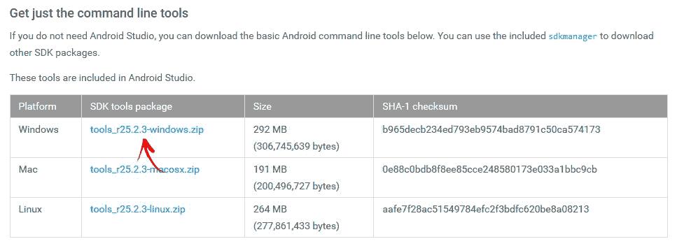 Как перепрошить телефон Андроид - устанавливаем Android SDK
