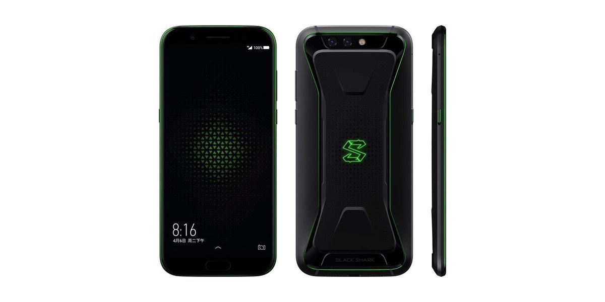 Xiaomi Black Shark - самый мощный смартфон