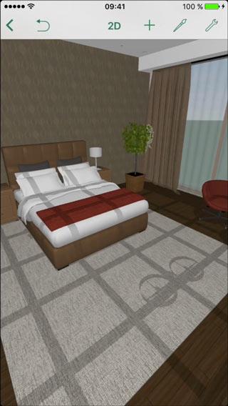 полезное приложение на айфон - Planner 5D – Interior Design