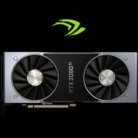 Видеокарта nVidia GeForce RTX 2080 ti