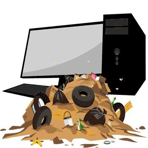 как почистить компьютер от мусора