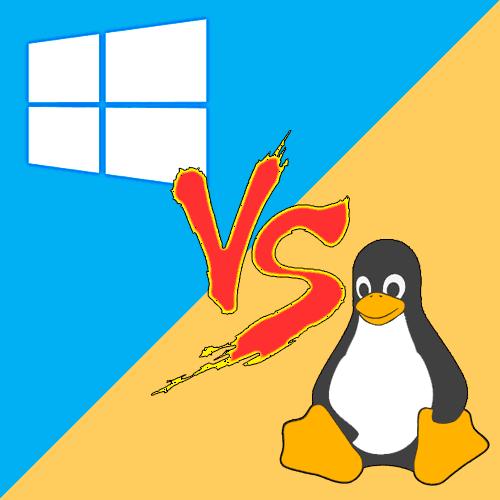 windows-linux сравнение