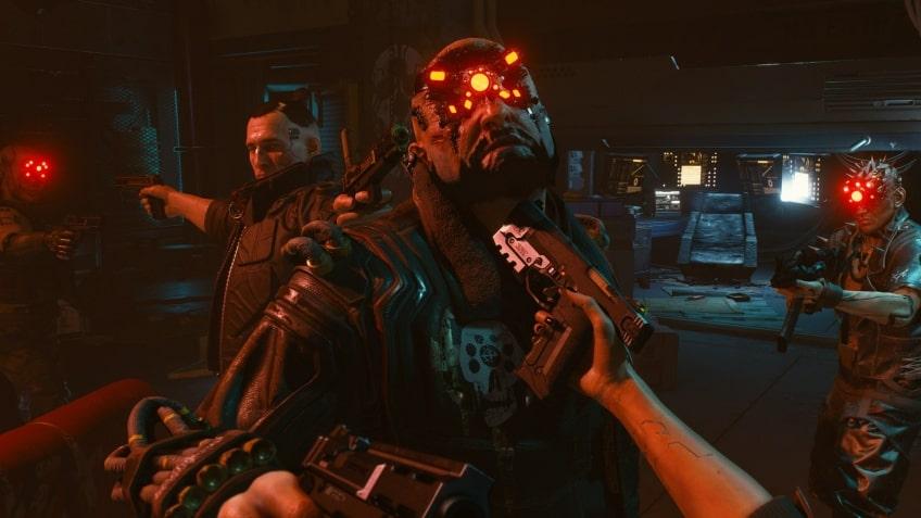 Cyberpunk 2077 - игры 2019 года
