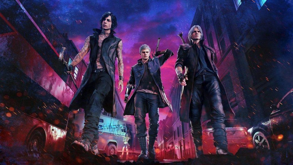 самые ожидаемые игры 2019 года - Devil May Cry V