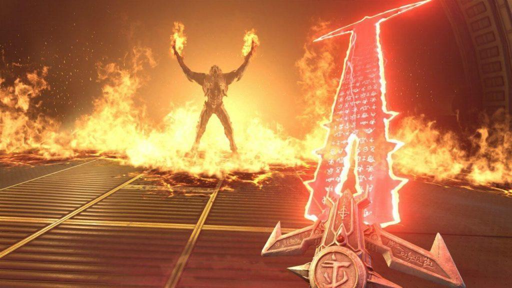 самые ожидаемые игры - Doom Eternal - 2019 года