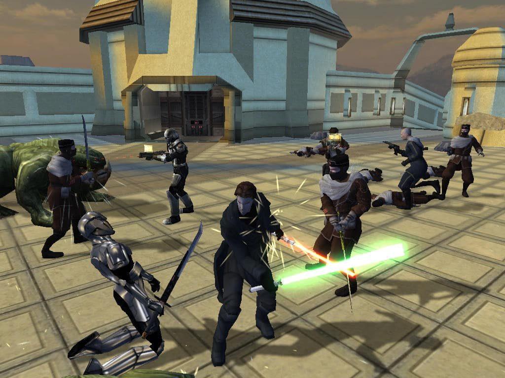 лучшие РПГ игр на ПК - Star Wars
