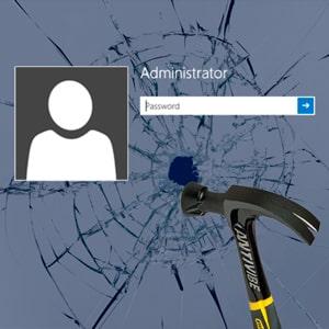 забыл пароль от компьютера, что делать