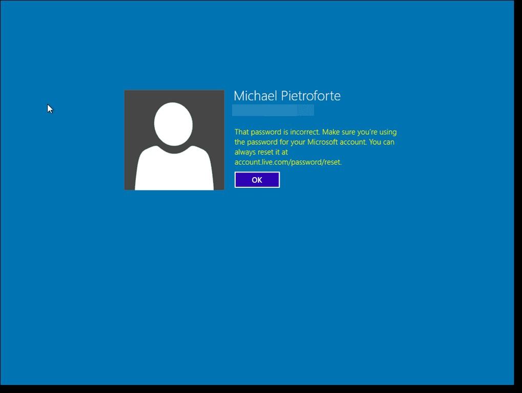 как узнать пароль от компьютера с windows 8