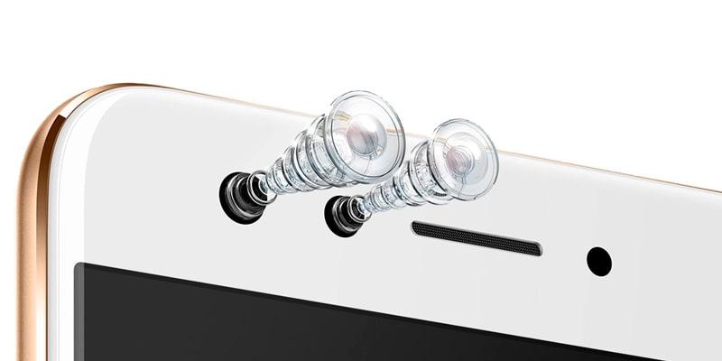 топ 5 смартфоны с двойной камерой