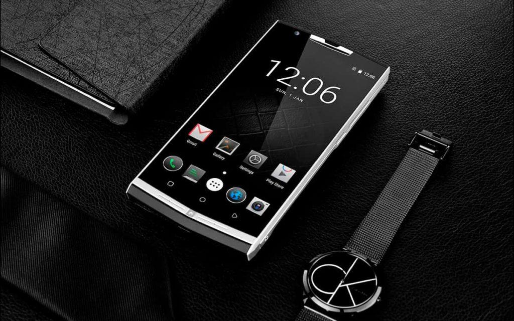 дизайн и обзор смартфона Oukitel K10000 Pro
