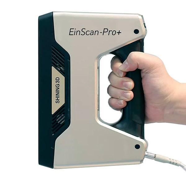профессиональный ручной 3D сканер
