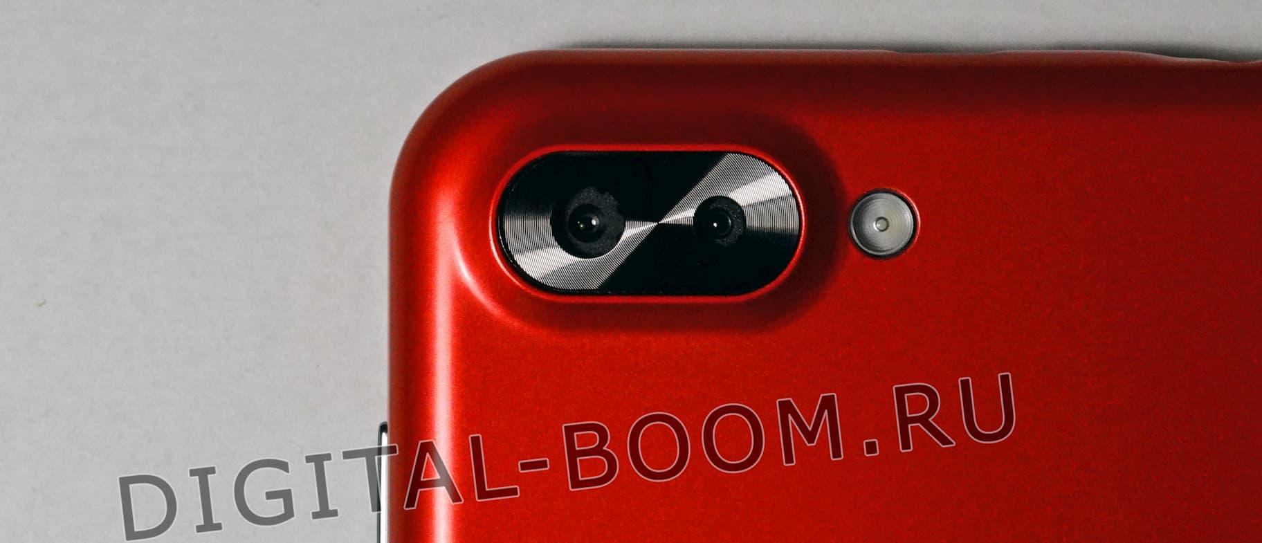 камера смартфона kPhone