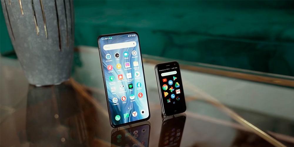 мини смартфон PALM