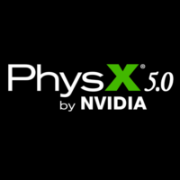 physX5.0 by nVidia in 2020