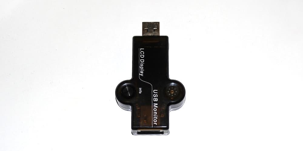 тестер USB амперы и вольты