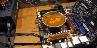 процессор печка AMD Phenom II