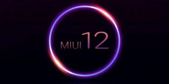 Презентация MIUI 12