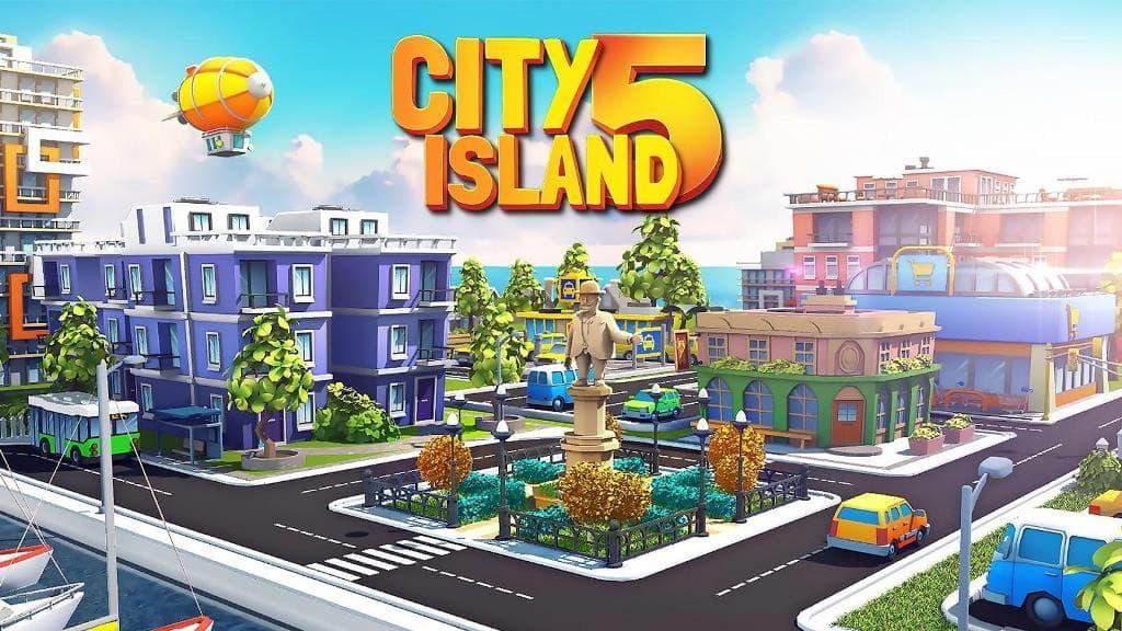 лучшие экономические стратегии на андроид - sity island 5